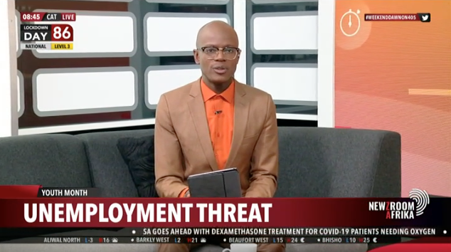 WATCH: Weekend Dawn & YES CE discuss youth unemployment